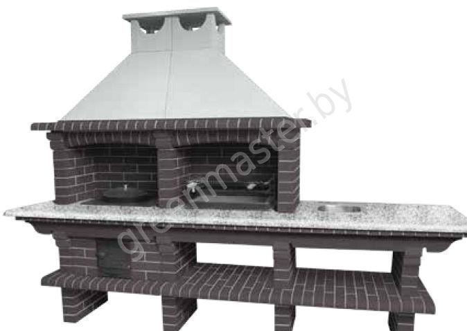 Где купить уличный мангал-барбекю в минске камин дровяной weber fireplace