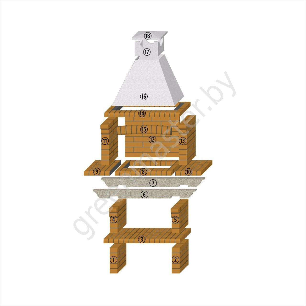 Печи барбекю в минске купить камины для бани дровяной купить
