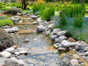 геосинтетики для устройства водоемов