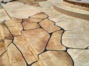 бетон в благоустройстве